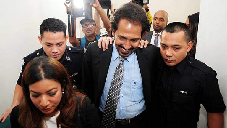 Ex-Datuk Seri slapped with 68 more charges (Updated)