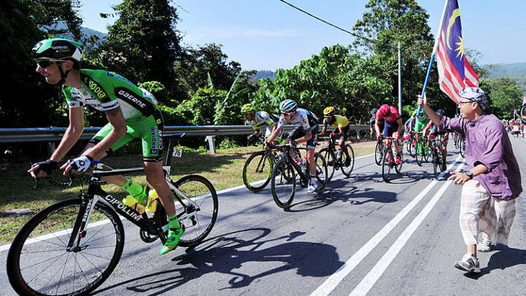 Simpang Ampat interchange to be temporarily closed for Le Tour de Langkawi