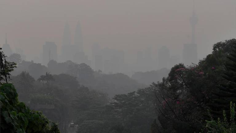 Malaysia could lose millions of ringgit due to haze: Economist