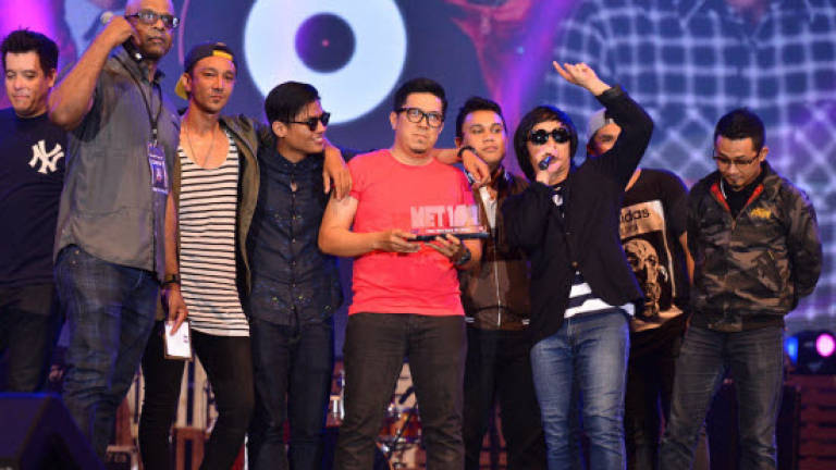 MET 10 awards the best among local artistes