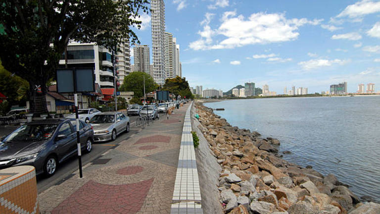 Reclamation works for Gurney wharf project to be completed in September