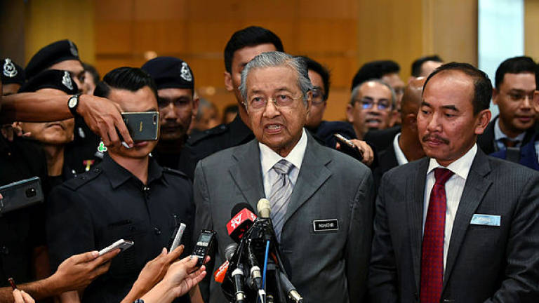 Gov't to reintroduce procedures to address bureaucratic red tape: Mahathir