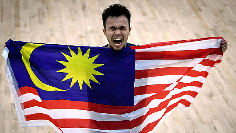 SEA Games: Muhammad Addeen creates personal history as M'sia win two gold medals