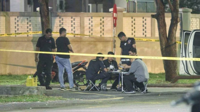 Police believe bad debts behind Friday night shooting in Cheras