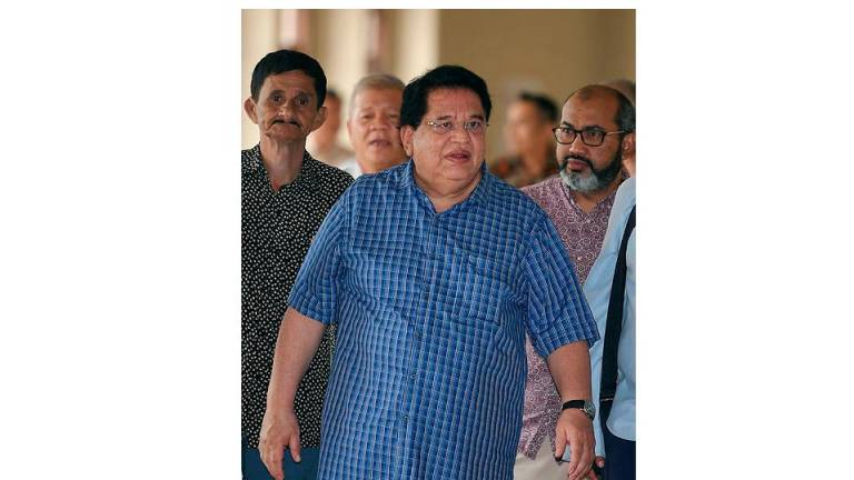 Prosecution will prove Ku Nan accepted bribe of RM2 million at his DBKL office