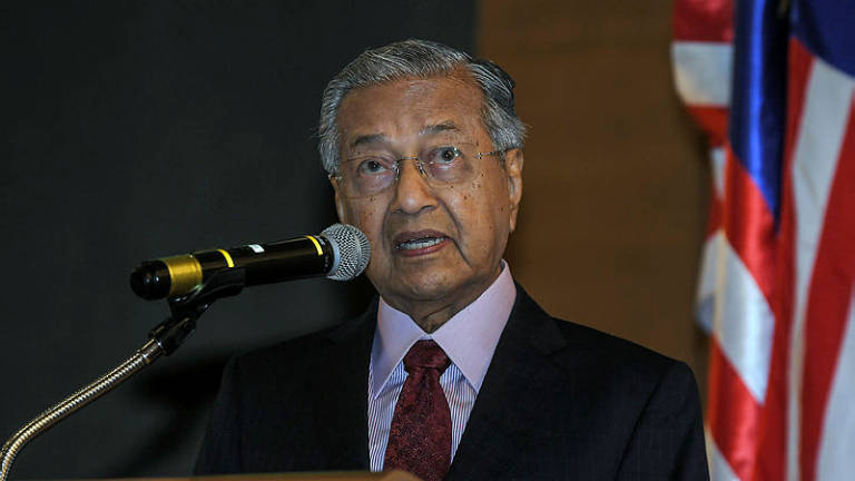 Free food for all uni students only possible with sufficient allocation: Mahathir