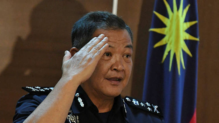 New IGP to take over tomorrow as Fuzi bids adieu