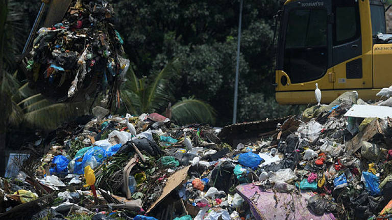 Illegal waste dumping needs continuous action to be tackled