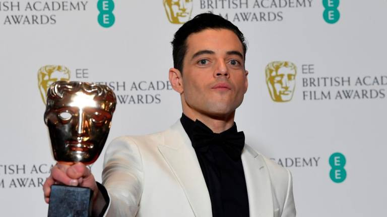Roma wins top prize at BAFTAs