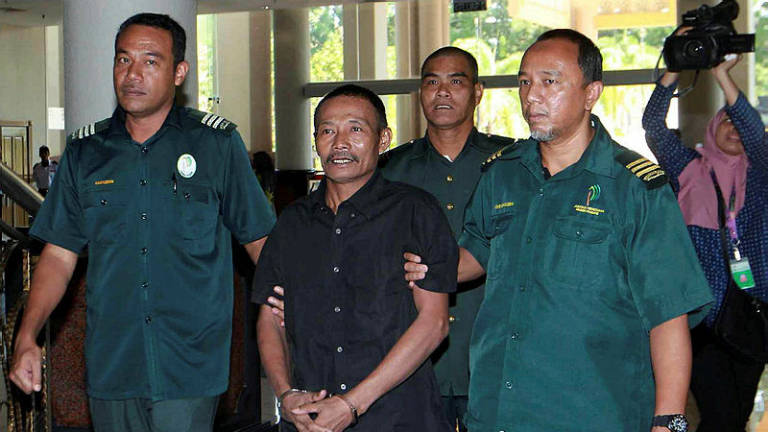 Indonesian man jailed for trespassing into forest reserve, operating mobile sawmill