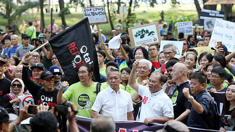 Teruntum assemblyman quizzed over anti-Lynas rally