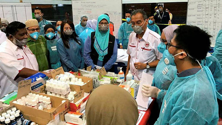 Chemical pollution won't have long-term chronic effect on health: Dr Dzulkefly
