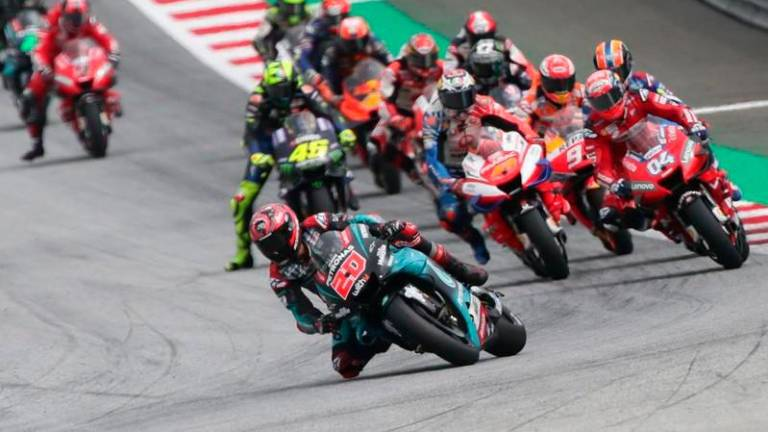 Malaysian MotoGP cancelled due to pandemic