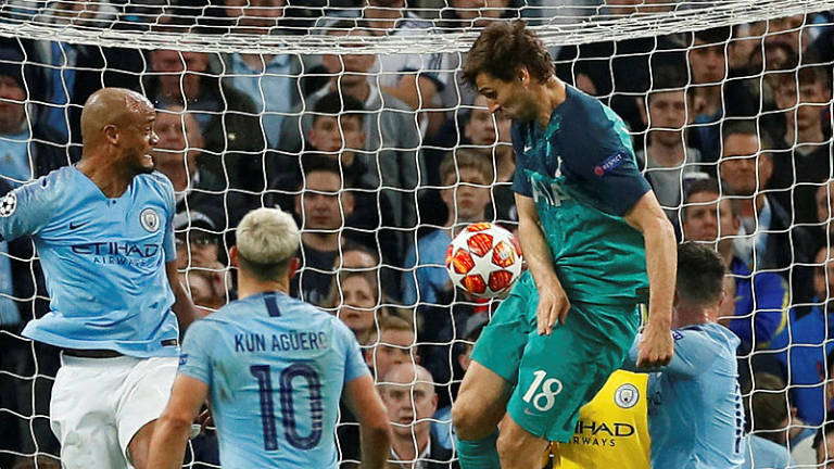 Three things we learned from Man City v Tottenham
