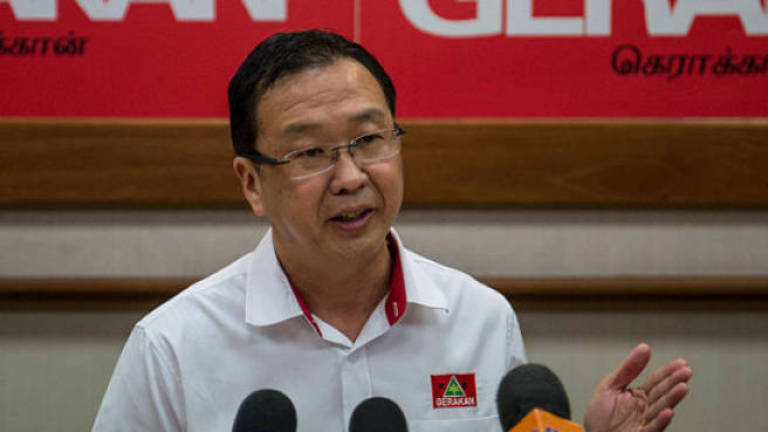 Gerakan to contest in Tanjung Piai