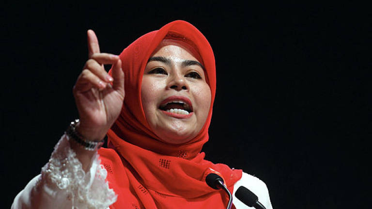 Simple voice vote has Noraini Ahmad as new PAC chairman