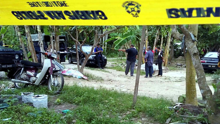 Body of man believed to be murdered found near Pasar Pudu