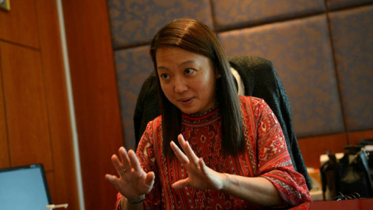 Our focus is on clearing the mess left behind by BN: Hannah