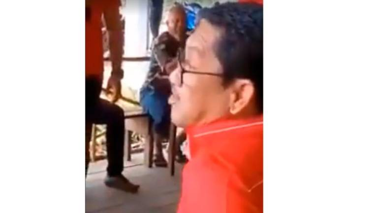 (Video) Footage of Perak MB allegedly dissing DAP won't affect PH, says Kit Siang