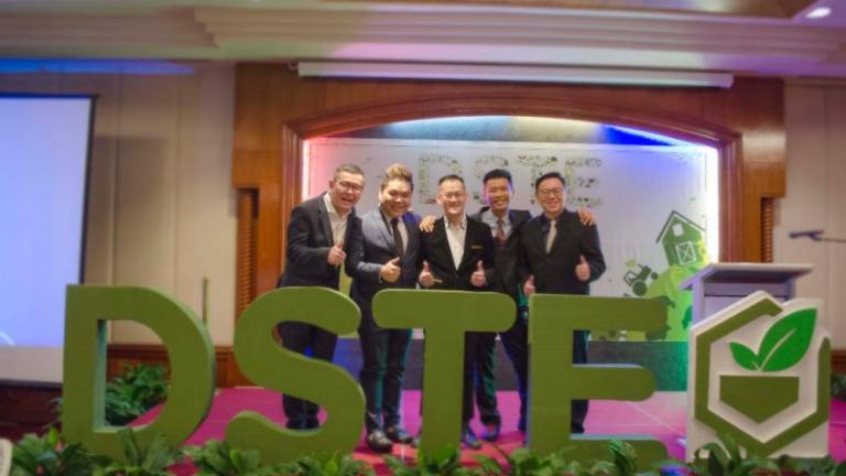 DSTE brings smart farming solution to agriculture industry