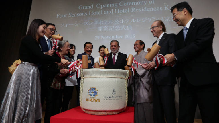 Berjaya Corp to open another Four Seasons Hotel in Japan within four years