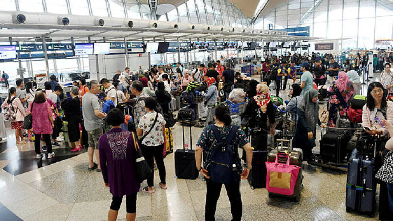 Mavcom concerned by ongoing disruption in KLIA