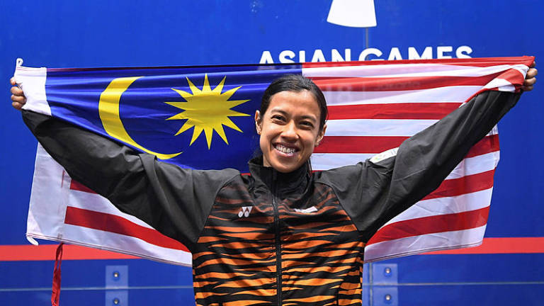 Nicol David yet to decide on future plans