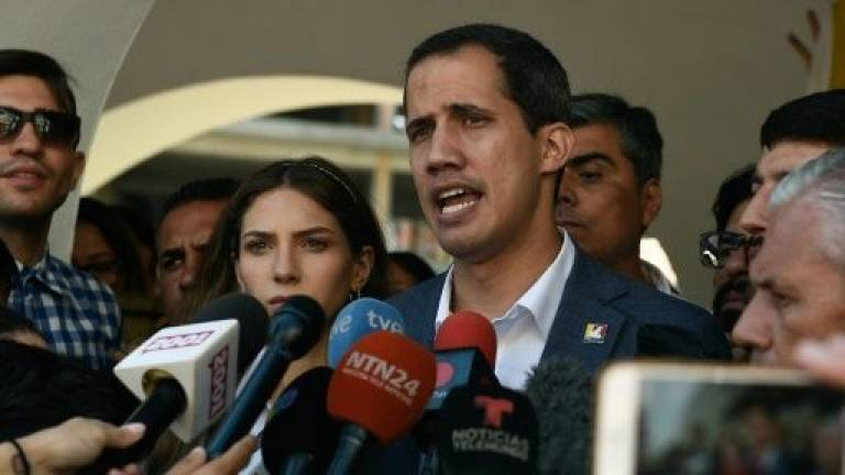 Venezuela opposition announces new aid hub, prepares protest