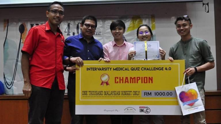 Newcastle University Medicine Malaysia tops in medical quiz