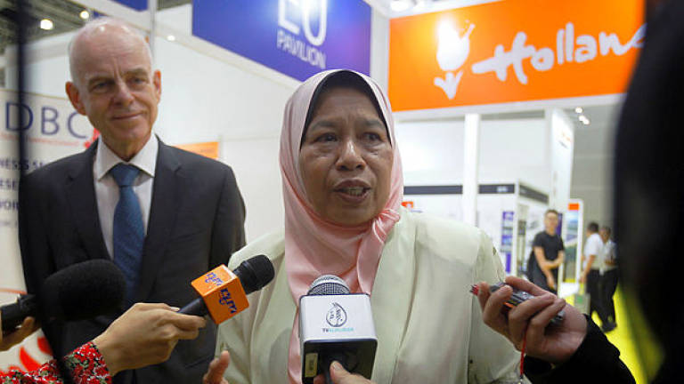Malaysia eyeing cooperation with Netherlands on waste management