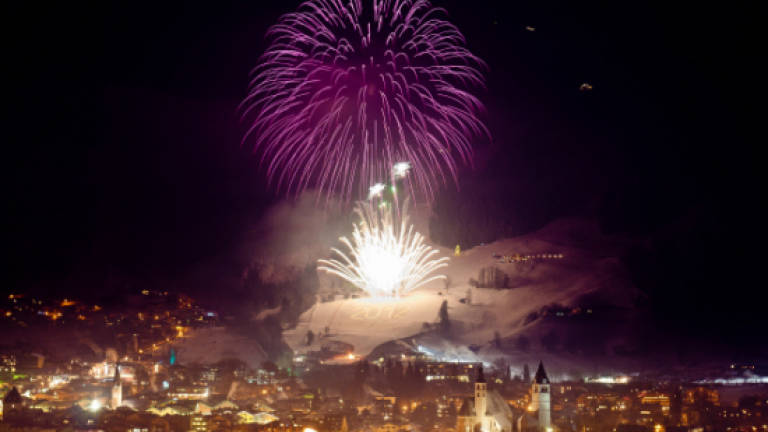 Top ski resorts for ringing in the new year