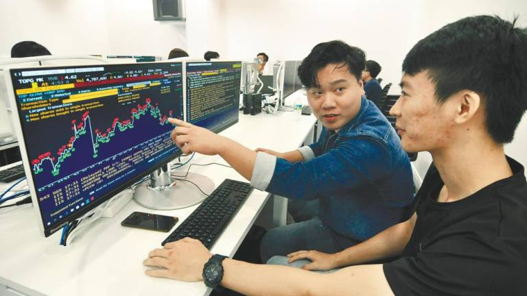 Largest Bloomberg Finance Lab in Malaysia at HELP