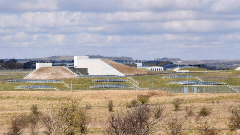 UK's Porton Down military site is pioneer in chemicals research