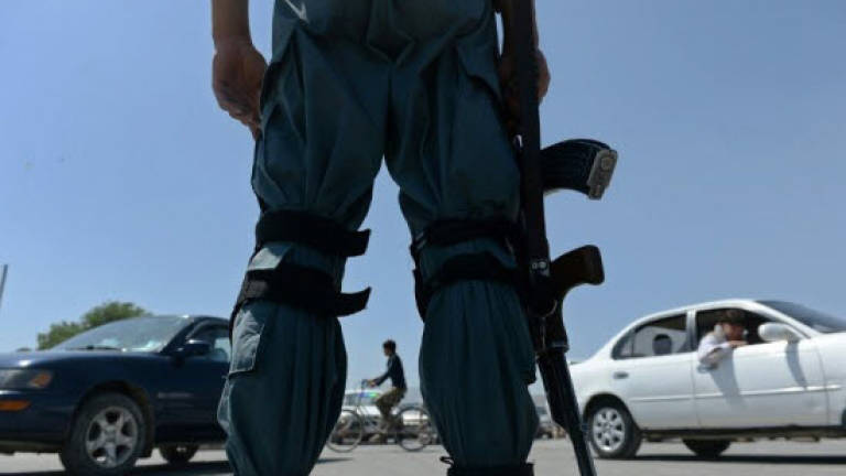 Blast outside Kabul govt ministry, multiple casualties