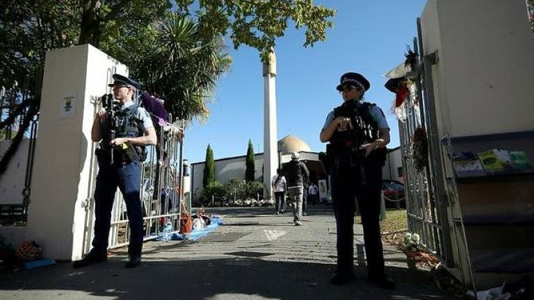 Judicial probe opens into Christchurch mosque shootings