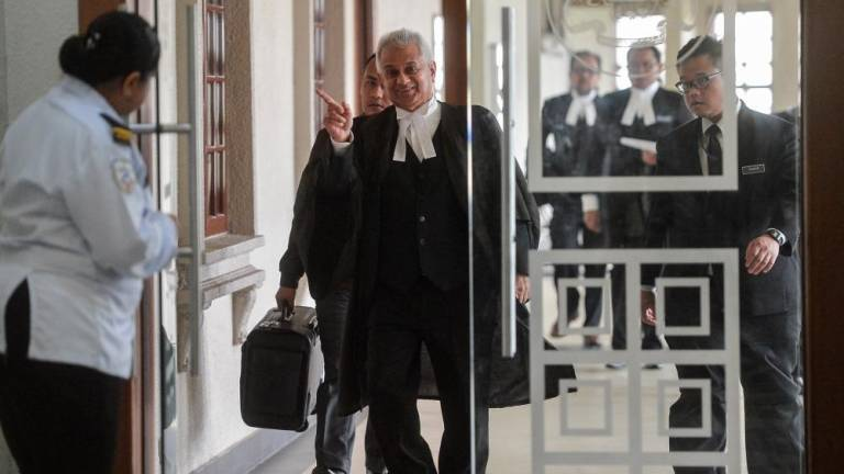 Is Tommy Ready For Prime Time Not At >> Opening Speech Of Ag Tommy Thomas At Trial Of Najib Razak