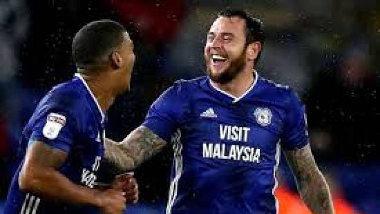 Cardiff snatch point against Sheffield Wednesday