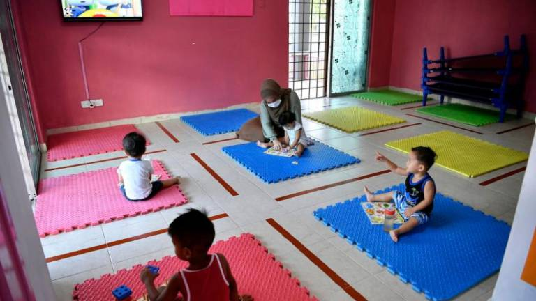 Childcare centres registered with JKM can operate during MCO - KPWKM