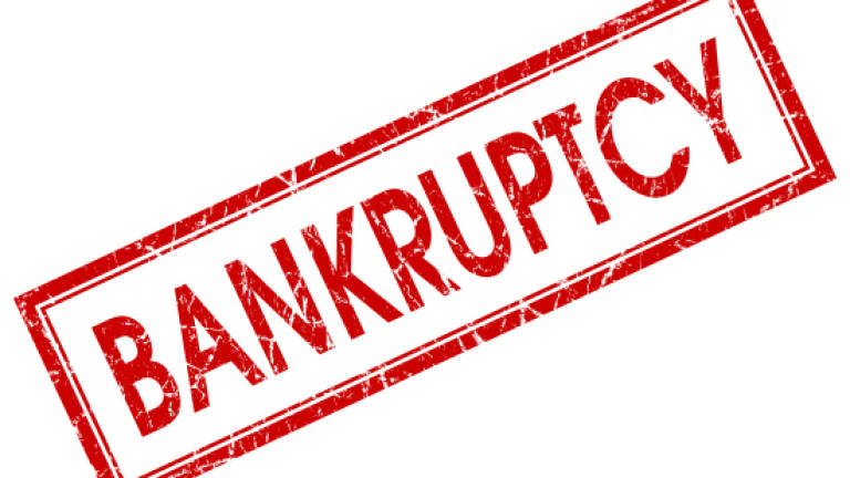 Majority of bankruptcy cases in the country caused by vehicle purchases