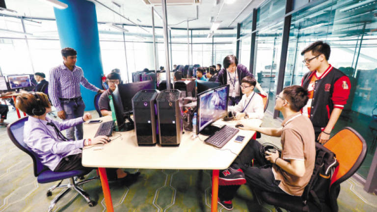 MSN sets up new unit to focus on E-Sports