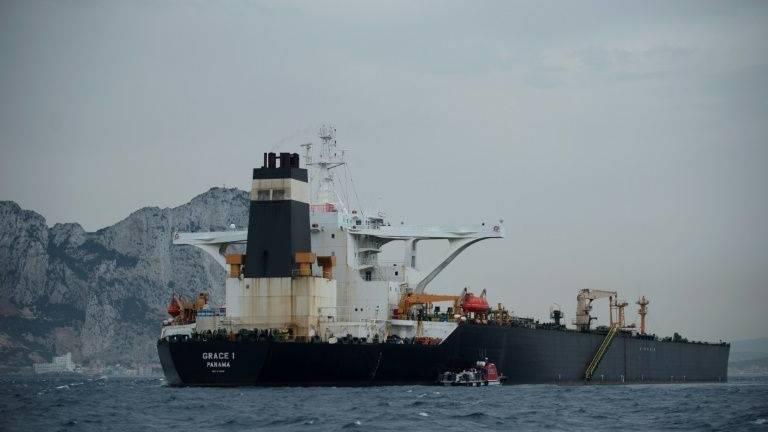 Gibraltar orders Iranian tanker release despite US detention bid