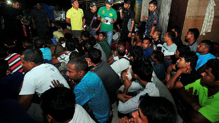 Sabah's National Security Council deports 4,000 illegal immigrants this month