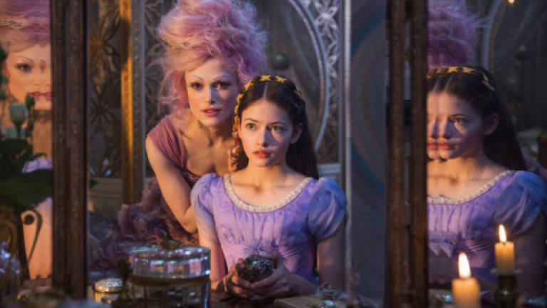 Movie review: The Nutcracker and The Four Realms