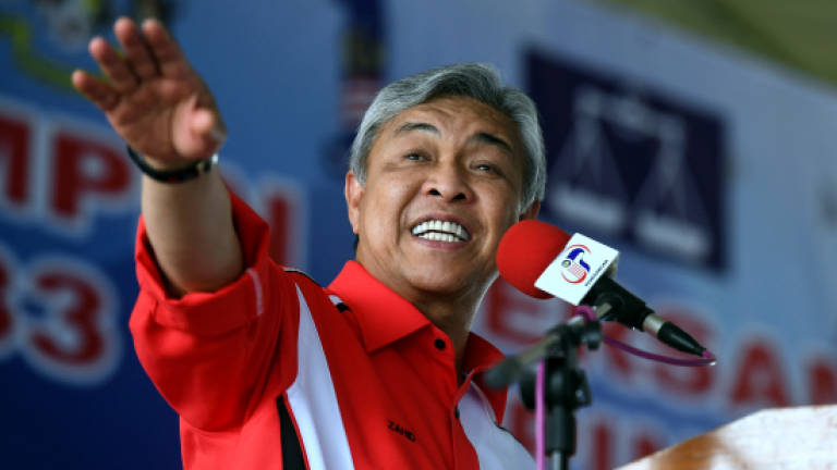 MyHAC proof of govt emphasises on development of Islam: Ahmad Zahid