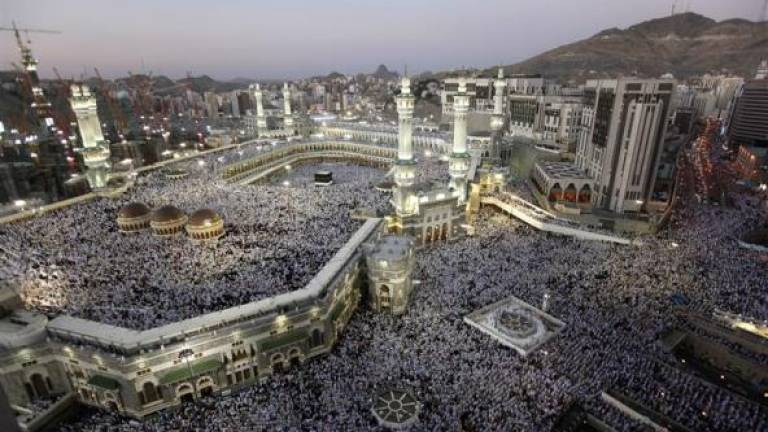 First batch of Haj pilgrims leaves for holy land