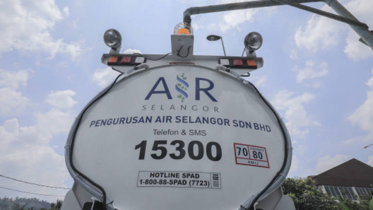 Water Supply Fully Restored In Most Affected Areas Syabas