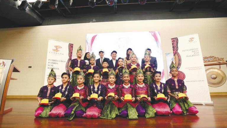 Cendana kicks off its arts education programme