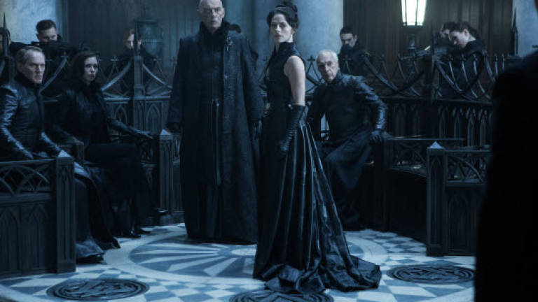 Movie Review - Underworld: Blood Wars