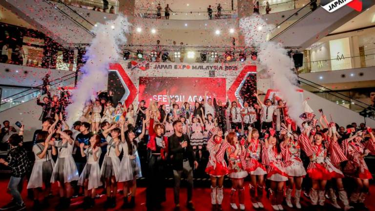 180,000 attend Japan Expo 2019
