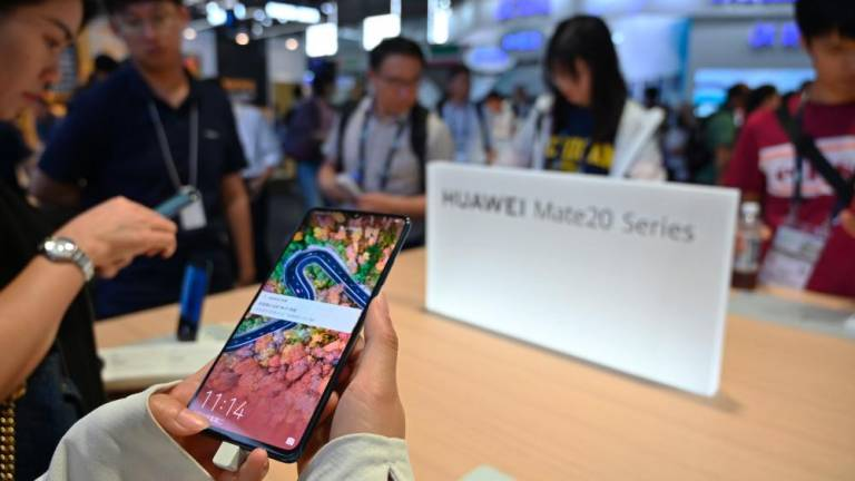Huawei files to trademark mobile OS around the world after US ban